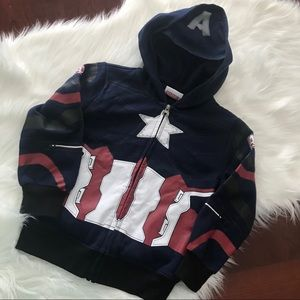 Other - NEW Captain America jacket